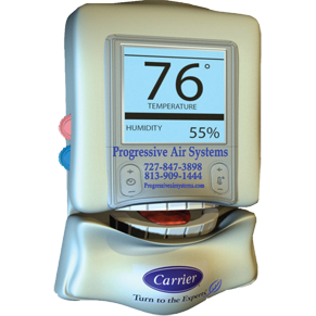 Carrier Thermostat Image