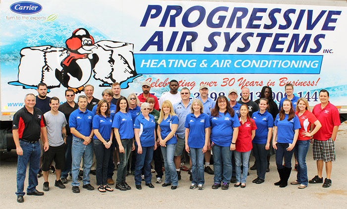 AC repair and install team in Port Richey